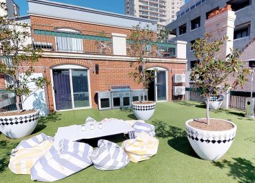 Largest Alfresco in Potts Point