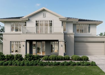Metricon Homes - Waterford 48